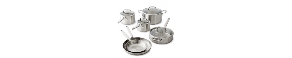 Buy Fry Pans and Sauce Pans  in UAE, including Dubai, Abu Dhabi, Sharjah, Al-ain - Ekuep United Arab Emirates