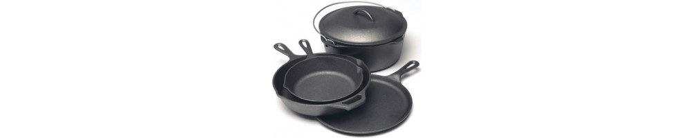 Buy Cast Iron Cookware  in UAE, including Dubai, Abu Dhabi, Sharjah, Al-ain - Ekuep United Arab Emirates