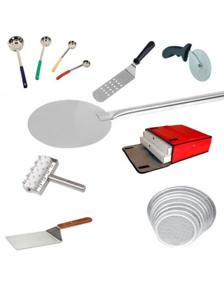 Pizza Making Tools and Utensils