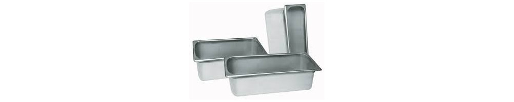 Buy Stainless Steel Steam Table Food Pans and