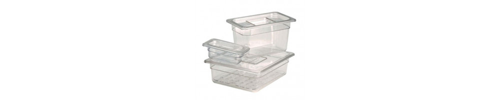 Buy Plastic Food Pans, Drain Trays, and Lids  in UAE, including Dubai, Abu Dhabi, Sharjah, Al-ain - Ekuep United Arab Emirates