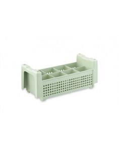 Vollrath Traex flatware basket w/ handles
