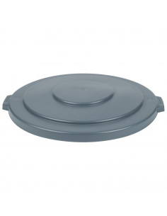 Rubbermaid BRUTE FG265400GRAY Trash Can Lid