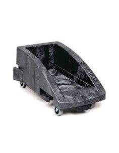 Rubbermaid 3551-88 Slim Jim Trolley for 3540, 3541 Containers