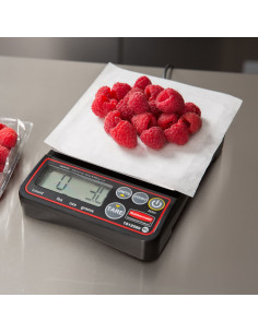 Rubbermaid Pelouze 10 Lb. Compact Digital Portion Control Scale