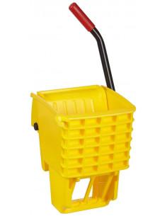 Rubbermaid Wringer Yellow Mop