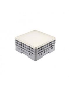 Cambro DRC2020180  Light Gray Camrack Full Size Rack Cover