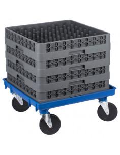 Vollrath Blue Rack Dolly Base