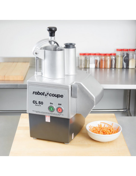 Robot Coupe CL 50E Continuous Feed Food Processor