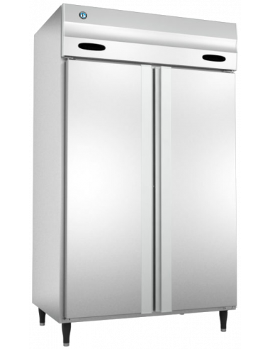 Hoshizaki HFW-147LS4-LDGN Two Door Upright Freezer