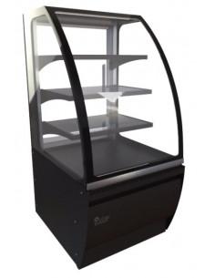Brodan SOUDA-RDC-600 Black Refrigerated Cake Display - 600MM