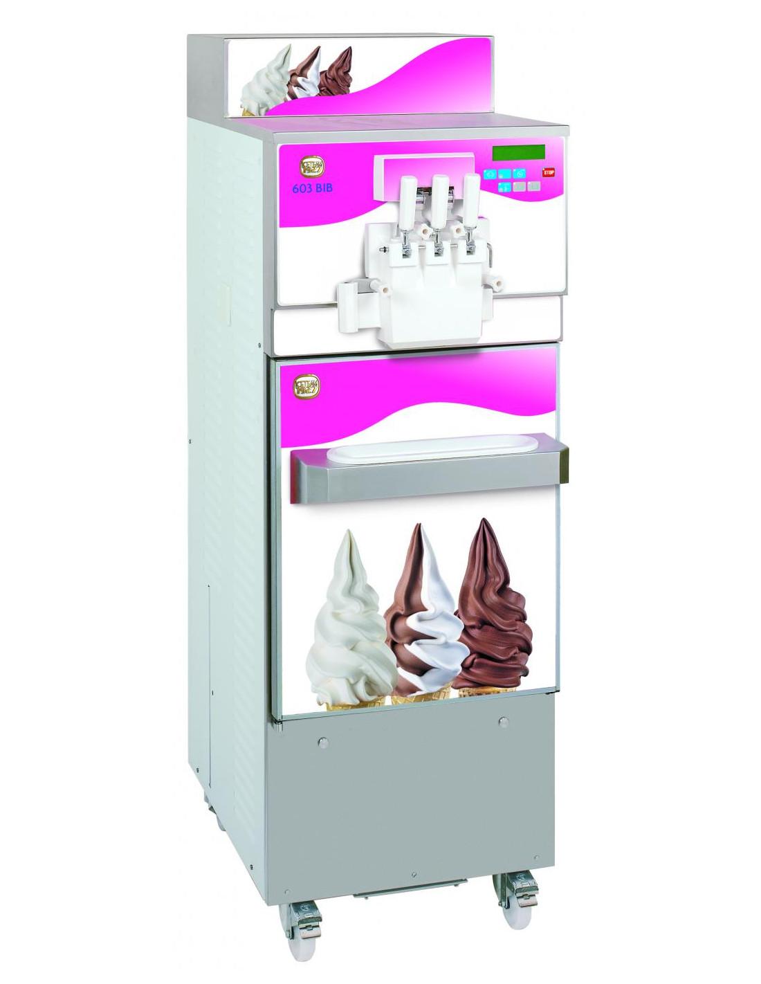 Buy Iceteam 603 BIB Soft Ice Cream Machine in