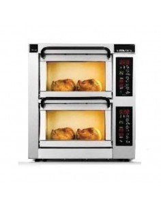 Pizzamaster PM 352ED Multi-Purpose Counter Top Double Deck Ovens