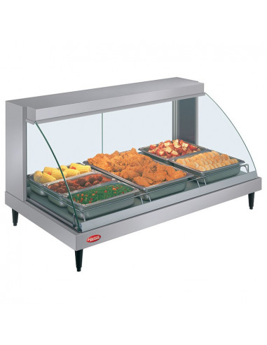 HATCO GRCD-3PD Glo-Ray Heated Display Case