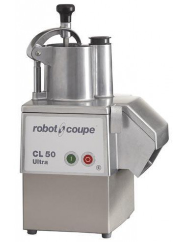 Robot Coupe CL 50 Ultra Pizza Vegetable Cutter with 3 Disk