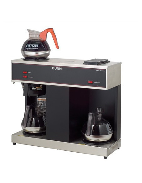 Bunn VPS 12 Cup Pourover Coffee Brewer with 3 Warmers