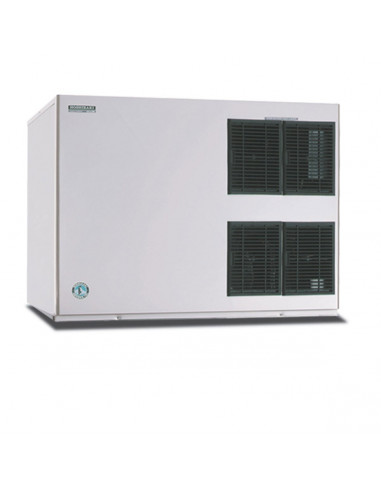 Hoshizaki KM-1900SAH Stackable Air Cooled Crescent Cube Ice Machine