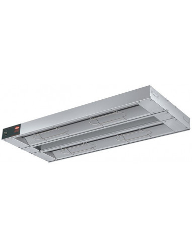 Hatco GRA-36D ALUMINUM DUAL STRIP HEATER