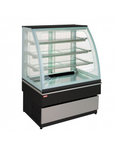 Unis Georgia III 600 Self-Service Black