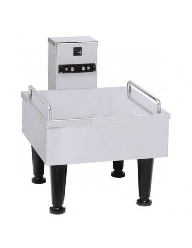 Bunn Soft Heat Stainless Steel Single Server Stand