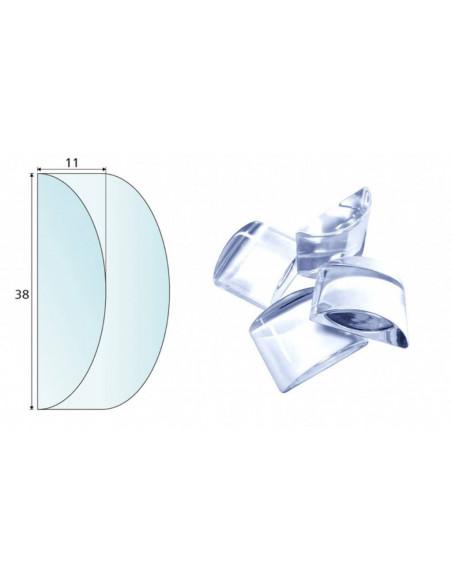 Hoshizaki KM-1601SAJ Crescent Cuber Ice maker 686 kg