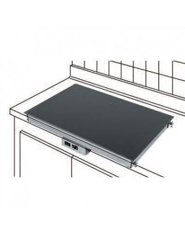 """Hatco GRSBF-24 Glo-Ray Built In Heated Shelf Warmer 24"""""""