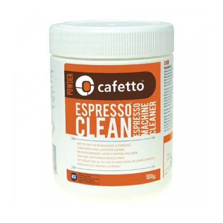 Cafetto Espresso Clean Espresso Machine Cleaning Powder - 500 gram