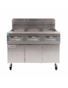 Frymaster FPEL314CA Electric Fryer with Built-in Filtration