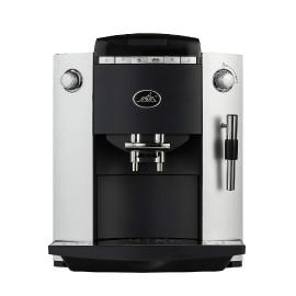 ماكينة قهوة جافا أوتوماتيكية بالكامل - فضي