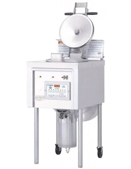Winston PF46C-380 Collectramatic® pressure/open fryer