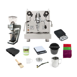 Profitec 500 with Sette 270 Grinder  and Barista Tools