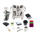 Profitec 600 with Sette 270 Grinder  and Barista Tools