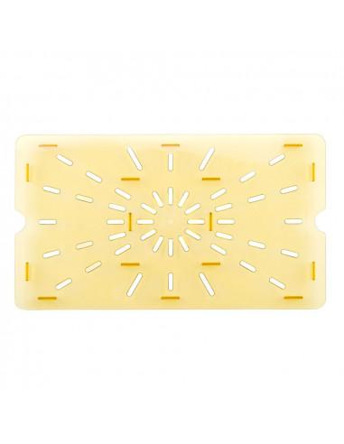 Cambro 20HPD150 1/2 Size High Heat Drain Tray