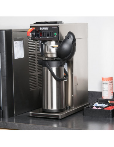 Bunn o Matic 23001.0019-CWTFA35-APS Airpot Coffee Brewer