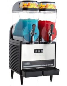 Omega OFS-22 Two Bowls Slush Granita Machine