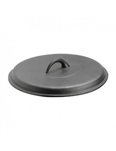 غطاء توملينسون من الحديد الصلب، مناسب للمقلاة بمقاس ١٠ إنش