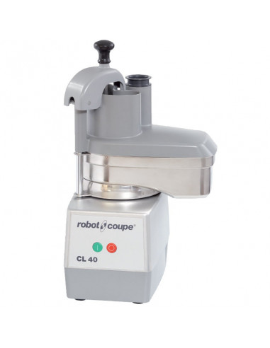 Robot Coupe CL40 ( 24584) Continuous Feed Food Processor with All Metal Base