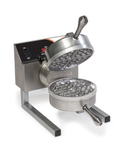 Nemco 7020A-S240 Non-Stick Belgian Waffle Maker