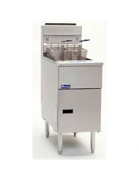 Pitco SG14S Commercial Gas Fryer
