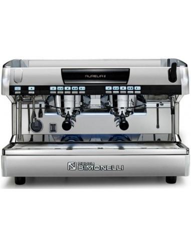Nuova Simonelli AURELIA II VOL 2GR-Pearl WhiteCommercial Espresso Machine