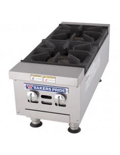 Bakers Pride BPXP-GHP-2i Dual Burner Countertop Range