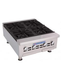 Bakers Pride BPXP-GHP-4i 4 Burner Countertop Range